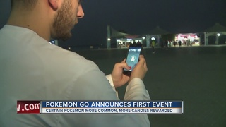 Pokemon Go hosts 1st in-game event for Halloween