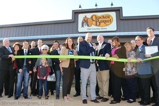 Second Cracker Barrel location opens in Vegas