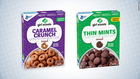 Girl Scout cookie cereals coming in 2017
