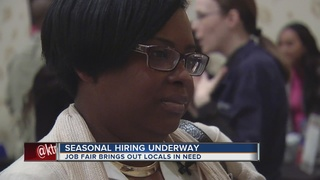 2,000 come out for holiday job fair