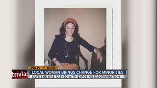 Henderson woman crossed paths with Trump in '70s