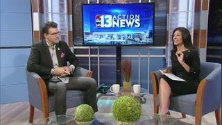 John Katsilometes talks Liberace Mansion