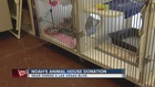 Noah's Animal House receives donation