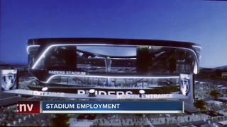 Stadium developers plan to hire disadvantaged