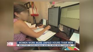 Gender Gap Report says women make less than men