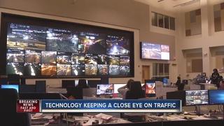 Officials keeping eye on traffic during Car-nado