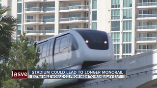 Las Vegas monorail extension plans on hold