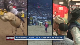 Rodeo and country lifestyle taking over Vegas