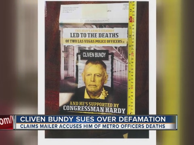 RALSTON: Cliven Bundy sues Ruben Kihuen over defamation