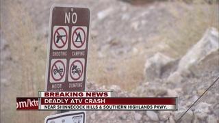 Man killed in desert ATV crash identified