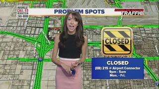 Airport connector to be closed again this week