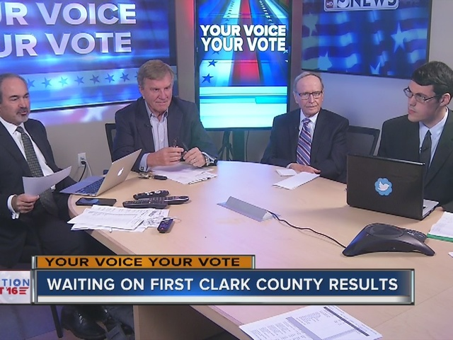 RALSTON: The War Room on the latest Clark County election results