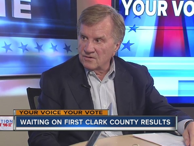RALSTON: Waiting on the latest Clark County election results