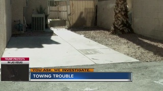 YOU ASK: Woman says family car was towed