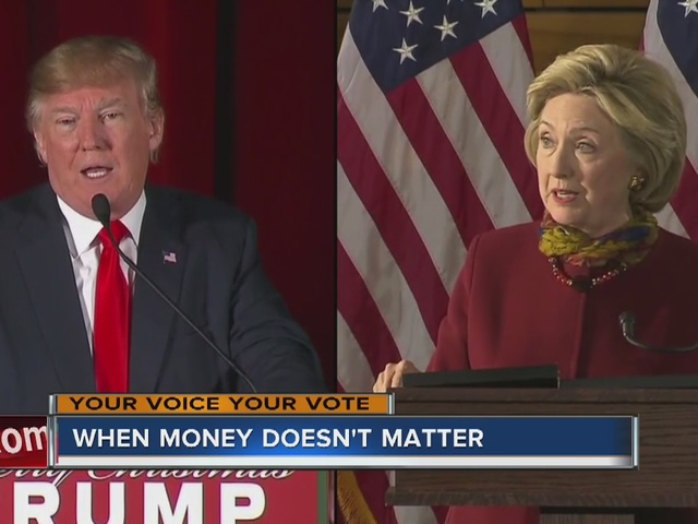 RALSTON: When money doesn't matter in the election