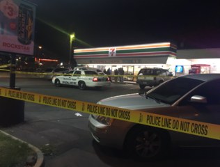 Robbery suspect shot to death, identified
