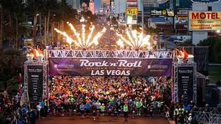 Multiple road closures for weekend marathons