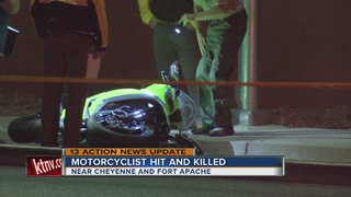 Victim identified in deadly motorcycle crash