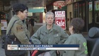 Veterans' wives say parade therapeutic