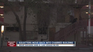 Squatter-plagued apartment to be demolished
