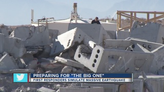 How to prepare for a massive earthquake