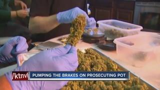 DA not pursuing minor marijuana possession cases