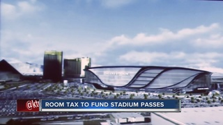 Clark County approves room tax to fund stadium