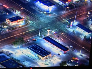 UPDATE: Person killed crossing street illegally