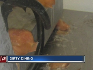 DIRTY DINING: Thai Street Cafe and four more