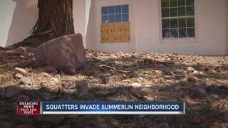 Banks to blame for valley's squatter problem?