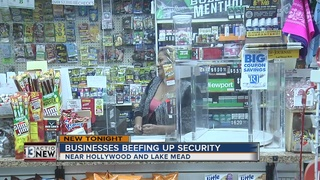 Businesses beefing up security on east side