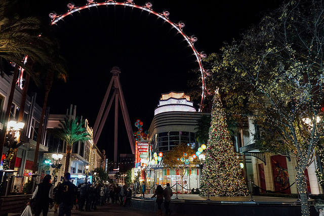 2016 Holiday Events, Specials In Las Vegas