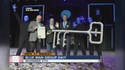 Blue Man Group given key to Las Vegas Strip