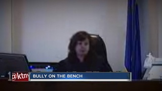 CONTACT 13: Mom claims judge bullied her child