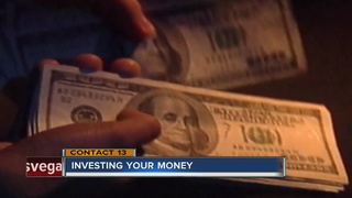CONTACT 13: How to invest your money