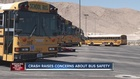 CONTACT 13: Should school buses have seat belts?