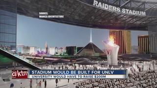 Mayor says deal reached on Raiders stadium