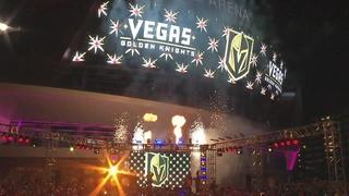 Las Vegas' new NHL team named Golden Knights