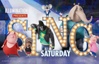 See the new movie 'Sing' for free on Saturday
