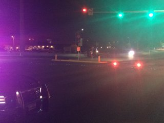 At least 2 hurt in rollover crash in NW Vegas