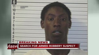 POLICE: Man suspect in 6 armed robberies