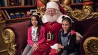 Kids get sneak peek of Adventure to Santa