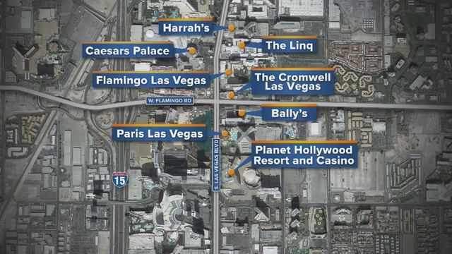 caesars palace las vegas parking fee