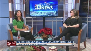 Take a ride on the Christmas Express