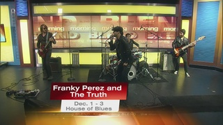 Franky Perez and The Truth Perform Live 11/29/16