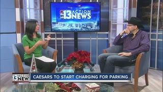John Katsilometes talks parking charges and more