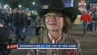 Barrel racer keeps competing at NFR at age 68