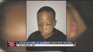 Maryland tutor accused of breaking boy's jaw