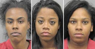 Police arrest 3 women in Victoria's Secret theft