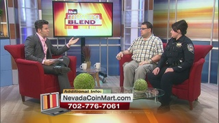 Give A Little Extra W/Nevada Coin Mart 11/28/16